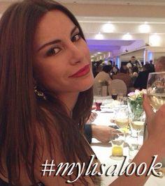 Tamara  inspired by my makeup tutorials  http://www.lisaeldridge.com/video/ #MyLisaLook #Makeup #Beauty#Sophie Vegara