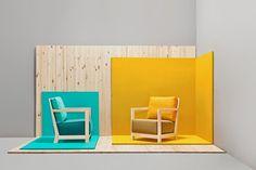 A espanhola, Masquespacio, apresenta a sua nova coleção para a empresa Missana. O projeto consiste numa proposta artistica e moderna, int...