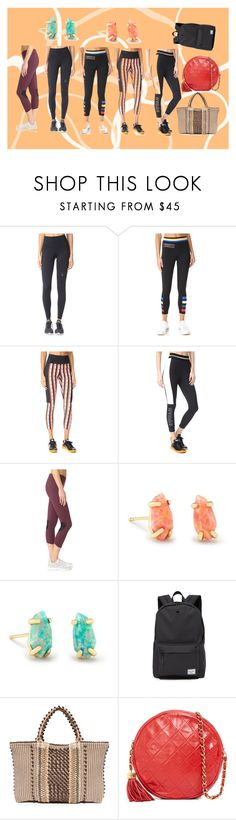 """""""Life is short. Buy these"""" by monica022 ❤ liked on Polyvore featuring Lucas Hugh, P.E Nation, Athletic Propulsion Labs, Kendra Scott, Herschel Supply Co. and Antonello"""