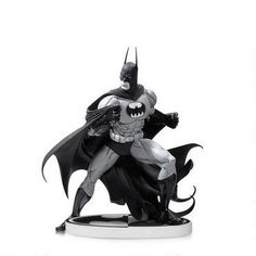 Batman Black and White Statue by Tim Sale Second Edition