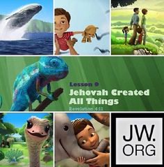 Kids love the cartoons made just for them,  for the whole family   JW.org