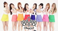 Oh My Girl - an 8 woman South Korean squad - formed in 2015, so like them, still in their infancy.