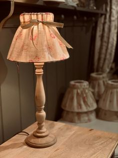 Linen Pleated Lampshades ~ Four Sizes – Scumble Goosie Table Lamp Base, Lamp Bases, A Table, Edison Lighting, Home Lighting, Handmade Lampshades, Soft Furnishings, Light Bulb, Home Decor