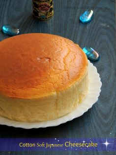 Cotton Soft Japanese Cheesecake !!!