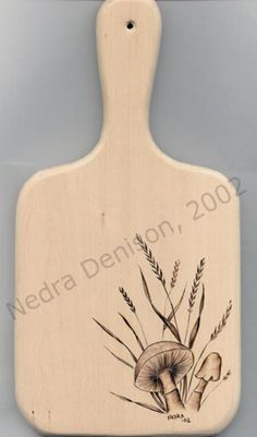Image result for cheese board pyrography