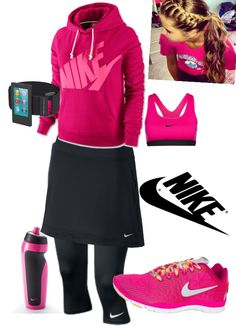 Modest running outfit                                                                                                                                                     More