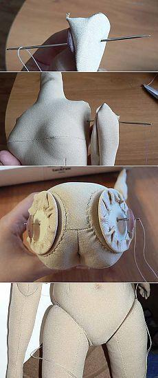 doll making : 7 / Doll Crafts, Diy Doll, Doll Clothes Patterns, Doll Patterns, Doll Making Tutorials, Sewing Dolls, Doll Tutorial, Doll Maker, Waldorf Dolls