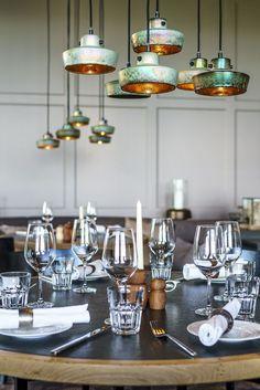 Pretty Restaurant Design