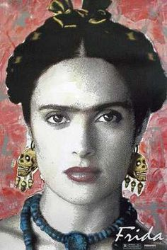 How did Frida Kahlo's personal experiences and works allow her to expand her personal growth?