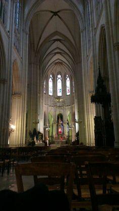 Chiesa a parigi