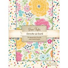 Grace Taylor - Sweet Indigo Assorted Card Pack