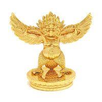Золотой Гаруда - защита от  болезни и плохих немерений.