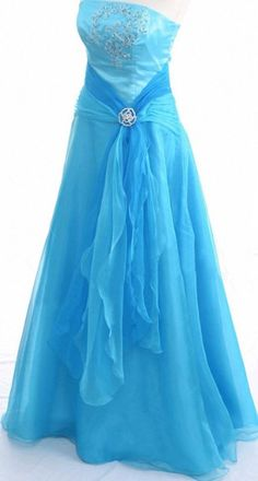 1000 Images About Blue Prom Dresses On Pinterest Prom