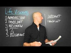 Life Visioning by Michael Bernard Beckwith