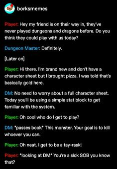 Dnd Stories, Funny Stories, Stupid Memes, Stupid Funny, Funny Quotes, Funny Memes, Jokes, Dungeons And Dragons Memes, Dnd Funny