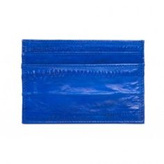 Card Holder - Electric Blue Spring Has Sprung, Electric Blue, Blues, Card Holder, Wallet, Boston, Cards, Accessories, Women