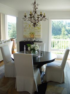 Painted Dining Tables Design, Pictures, Remodel, Decor and Ideas - page 18