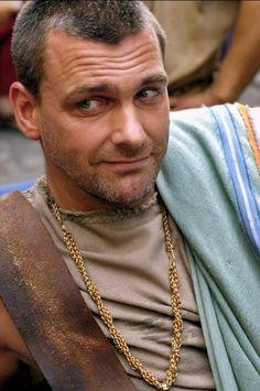 Titus Pullo Rome HBO