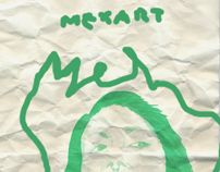 oret oretan by mexart ugly, via Behance
