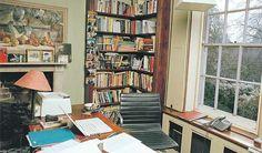 Writers' rooms: Deborah Moggach