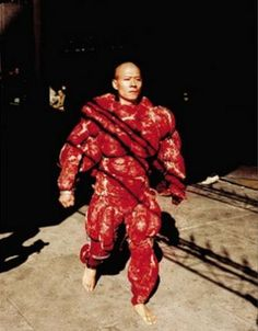 CHINA-USA // Fashioning Meat into Art: Carolee Schneemann, Zhang Huan and Lady Gaga // Artists Zhang Huan and Carolee Schneemann have both gained notoriety for their use of raw meat and other forms of animal products as a communicative tool within their artistic practice. // Continue reading: http://theculturetrip.com/asia/china/articles/fashioning-meat-into-art-carolee-schneemann-zhang-huan-and-lady-gaga/