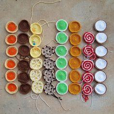 crochet cookie bar graph, crochetbug, crochet cookies, crochet baby blanket, cookie crochet blanket, crochet circles