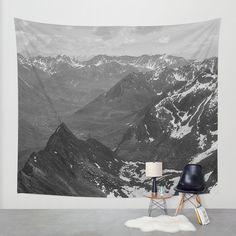 Archangel Valley Wall Tapestry by Kevin Russ   Society6
