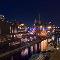 Canada's 10 Most Festive Christmas Cities | Reader's Digest  OTTAWA