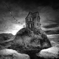 Série « Surreal Experiments ». Photo : Sarah Deremer.