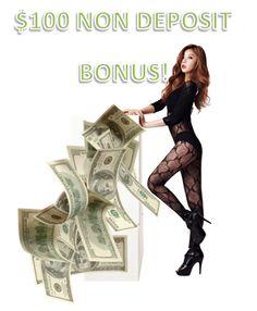 No deposit bonus forex $100 june 2013