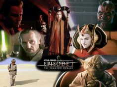 Star wars episode 1, the phantom menace