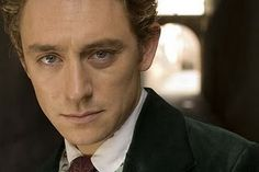 JJ Feild. I like him because  he reminds me of Tom Hiddleston.  And I like him in Turn
