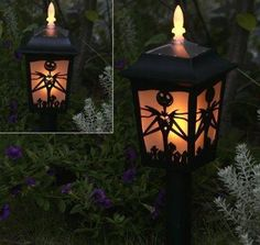 "Solar light Lantern "" Jack Skellington """