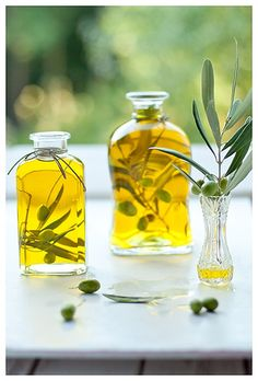 Olive Oil - one of my top ten favorite edible things.