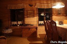 ... Teak, Poland, Cottages, Ukraine, Home Decor, Cabin, Homemade Home Decor, Cabins, French Country Cottage