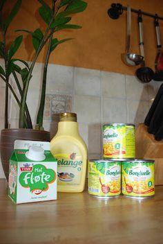 Ida - Med hjertet i hånden: Maiskrem oppskrift
