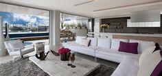 salones modernos lujosos bonitas vistas
