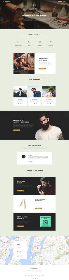 Hair Salon Responsive Website Template - https://www.templatemonster.com/website-templates/hair-salon-responsive-website-template-61206.html