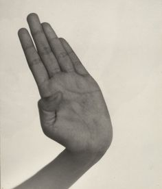 Dorothea Lange, Hand, Indonesian Dancer, Java, 1958
