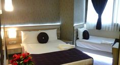 Olimpiyat Hotel Izmir Izmir Olimpiyat Hotel Izmir offers air-conditioned rooms, a 24-hour front desk and breakfast featuring local delicacies. Located in downtown Izmir, it is 100 metres from Basmane train and metro stations. Izmir International Fair is just 450 metres away.