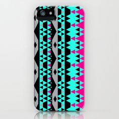Mix #503 iPhone & iPod Case by Ornaart from Society6