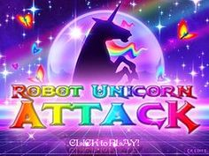 Review of Robot Unicorn Attack: Evolution for Facebook!