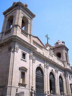 Lerida - Catedral Nueva