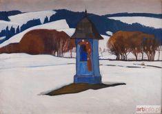 Stanisław CZAJKOWSKI ● Kapliczka w górach, 1929 r.