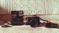 Polaroid vs digital