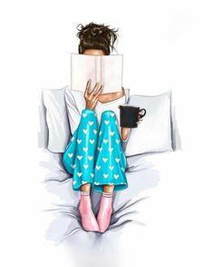 Girl Cartoon, Cartoon Art, Fashion Art, Girl Fashion, Fashion Design, V Instagram, Cute Girl Drawing, Girly Drawings, Cute Girl Wallpaper