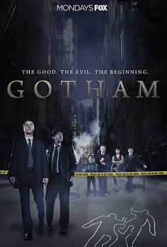 Gotham (TV Series 2014– )