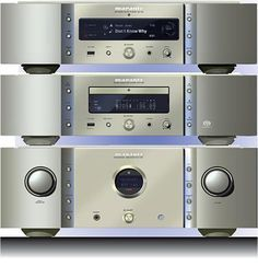 High end audio audiophile Marantz