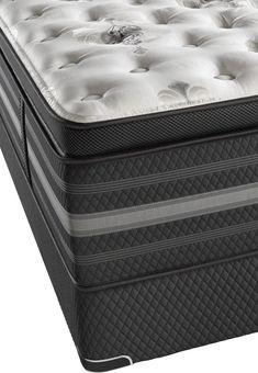 crawl into optimal sleep comfort with the beautyrest black sonya full mattress