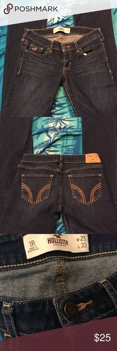 Hollister Jeans 1R Like new. Hollister Jeans Boot Cut